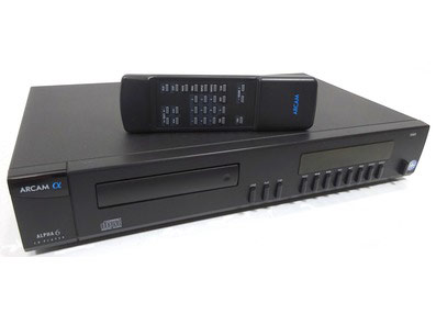 Alpha 6 CD Player by Arcam