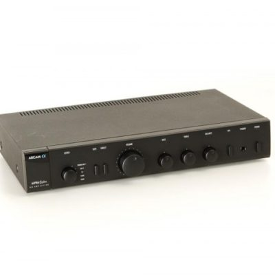 Alpha 6 Plus Amplifier by Arcam
