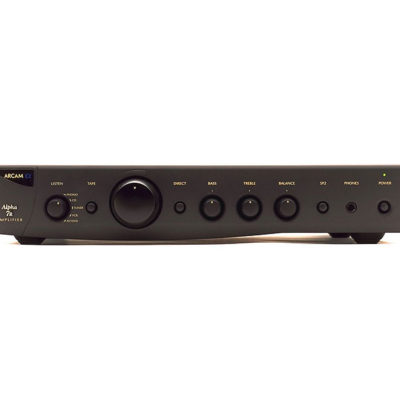 Alpha 7R Integrated Amp by Arcam