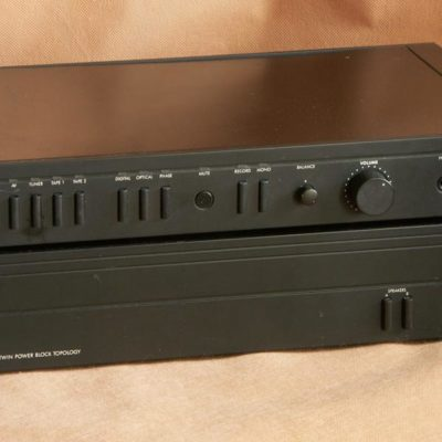 Delta 110 and 120 by Arcam