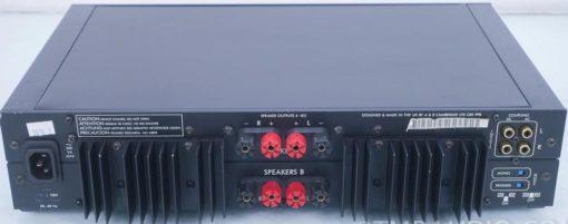 Delta 290 Power Amplifier Rear by Arcam