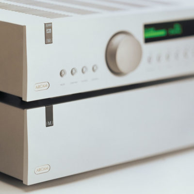 FMJ A22 P25-3 Power Amplifier by Arcam